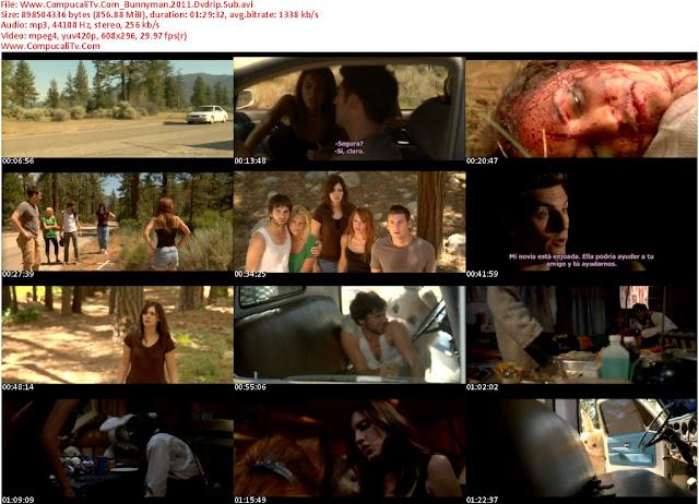 The Bunnyman 2011 [DVDRip] Subtitulos Español Latino Descargar [1 Link]