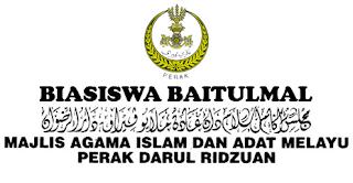 Biasiswa Baitulmal MAIPK 2017 Scholarships