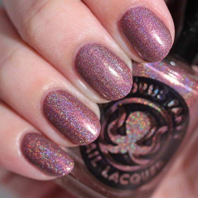 Octopus Party Nail Lacquer Dream Lover II