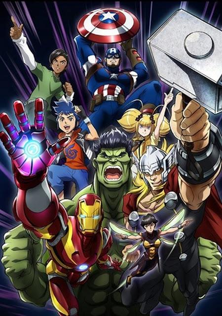 Animações: Marvel e DC Marvel-future-avengers-234943