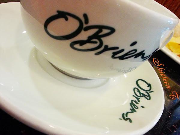 O' Briens Iris Sandwiches @ Penang