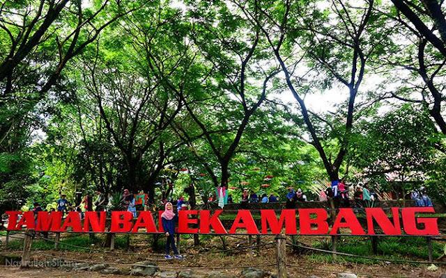 Landmark Taman Balekambang