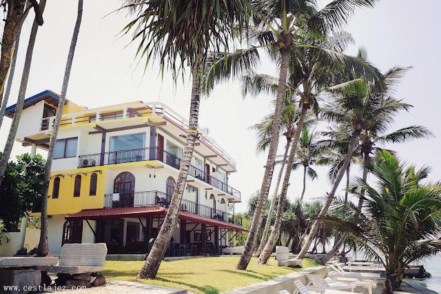 Srilanka Matara Mirissa Lakraj Heritage Hotel