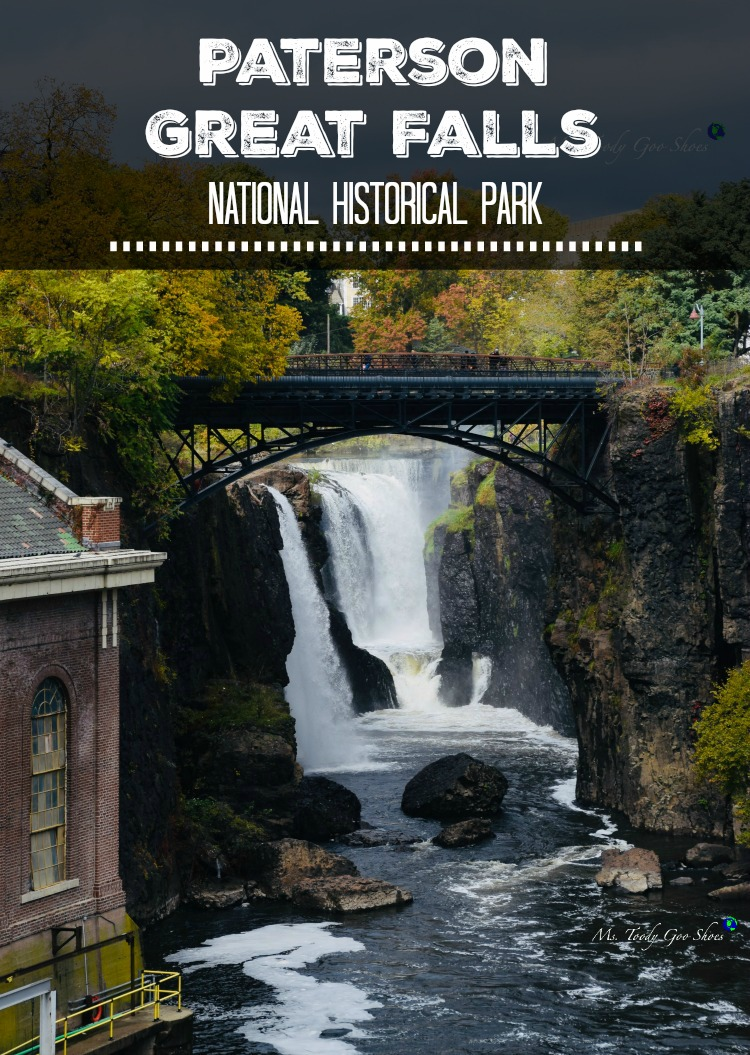 Spectacular Paterson Great Falls: the second largest waterfall east of the Mississippi River after Niagara. | Ms. Toody Goo Shoes