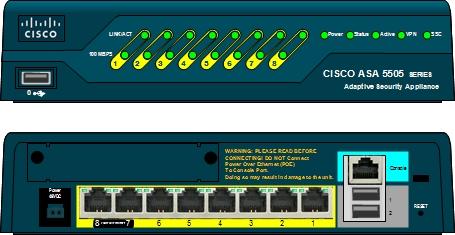 IT Network Infrastructure: 029 - Configuring Cisco ASA 5505