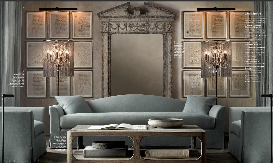 Boiserie c classico contemporaneo chic e lovely for Stile contemporaneo arredamento