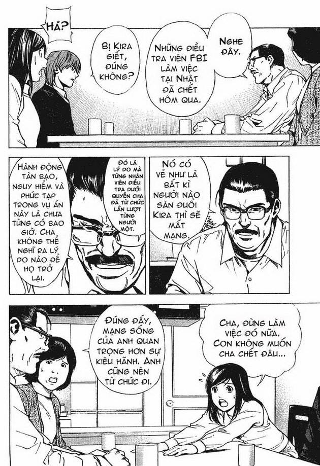 Death Note chapter 009 trang 5