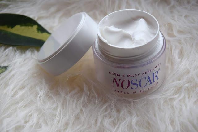 Perłowy krem z masy perłowej przeciw bliznom || NoScar