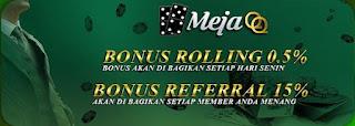 Mejakuqq.com Agen Judi Poker Dominoqq Bandarq Online Terbesar Di Asia