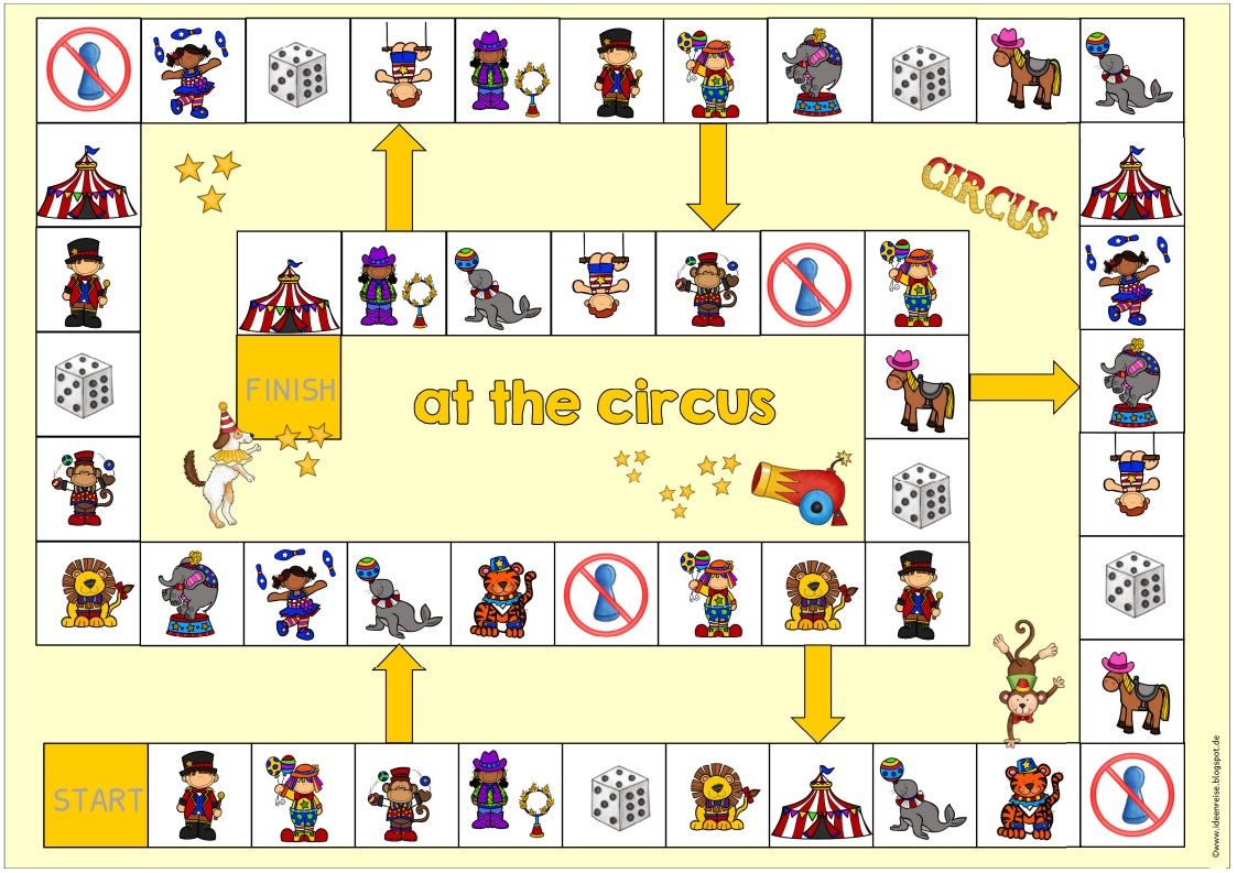 Spiele Zirkus