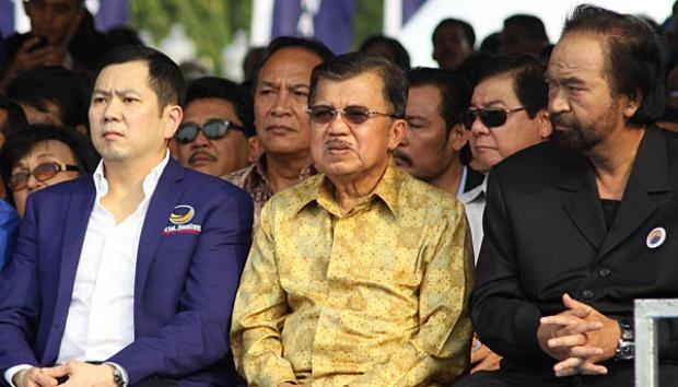 JK: Beberapa Perusahaan Kuasai Lahan Lebih Besar dari Prabowo