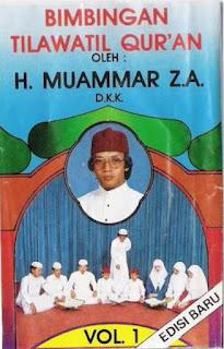 Mp3 Bimbingan Qiroah H. Muammar. Za