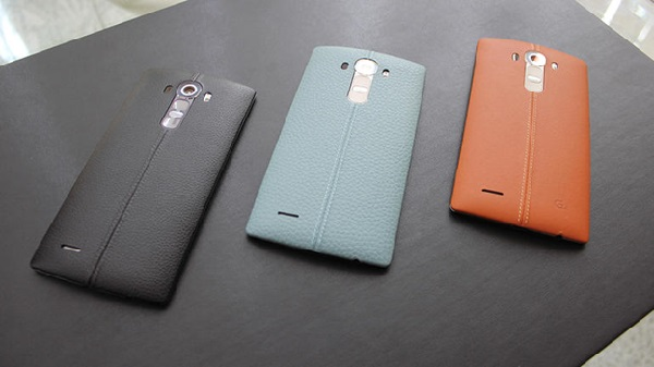 Thay vỏ LG G4 chính hãng