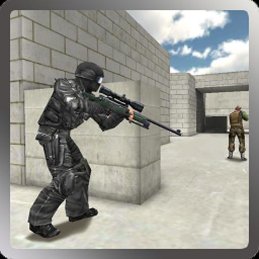 تحميل لعبة بندقية تبادل لاطلاق النار مهكرة للاندرويد أموال وذخيرة لا تنتهي