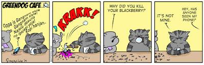 Gangnam Blackberry
