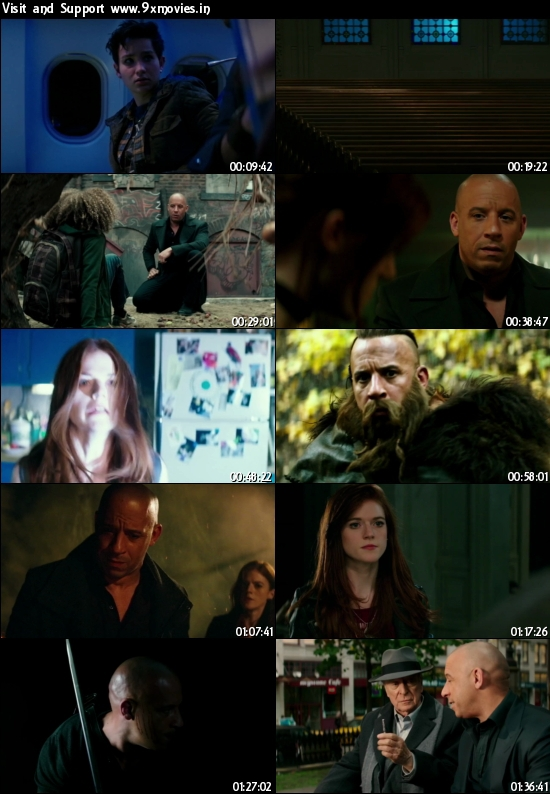 The Last Witch Hunter 2015 English 720p WEB-DL 850MB