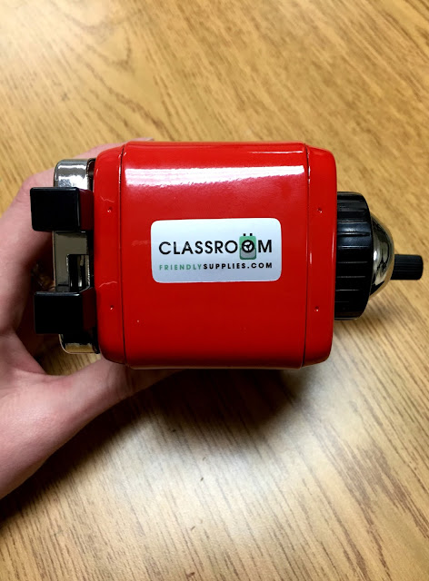 The Simplified Classroom Classroom Friendly Supplies