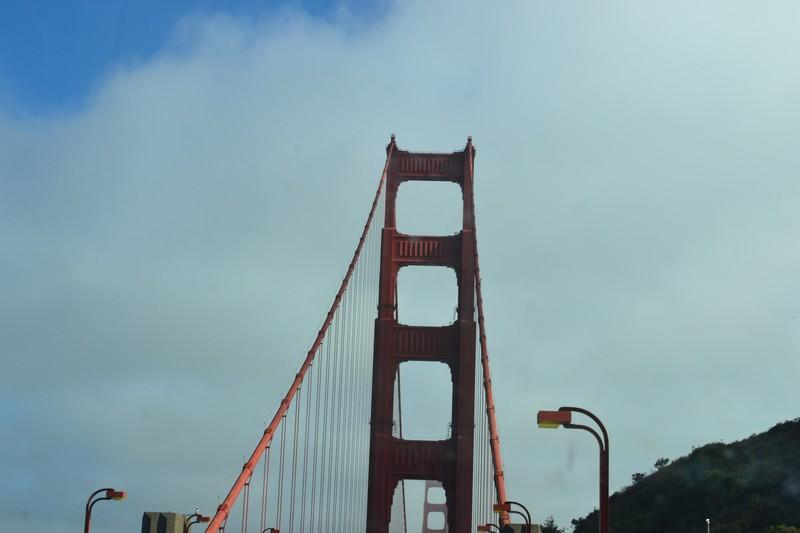 Point Reyes, Californie, côte, golden gate