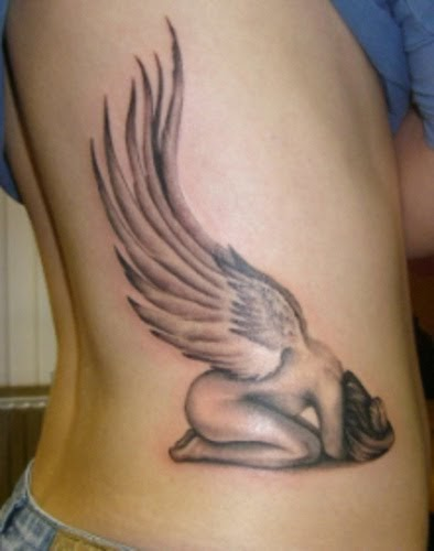 Fotos De Tatuagens De Anjos