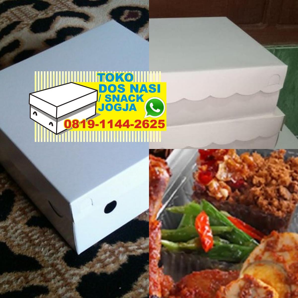 Harga Snack Box Yogyakarta - O8I9 II44 2625 (WA) cetak ...