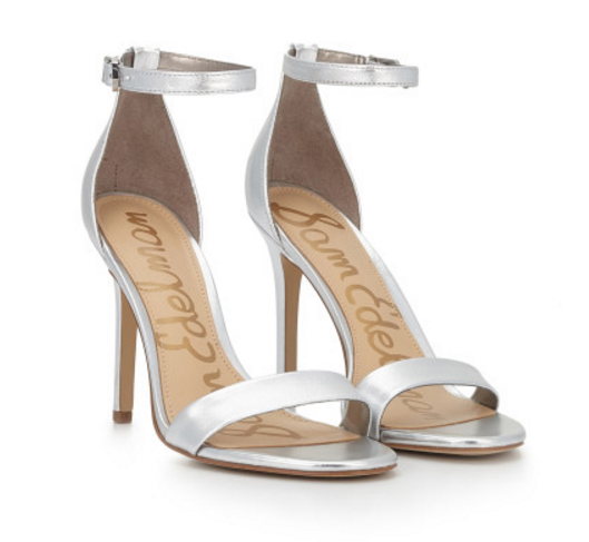 Sam Edelman: HUGE Summer Clearance - Amee Ankle Strap Sandals only $19 (reg $120) + Free Shipping!