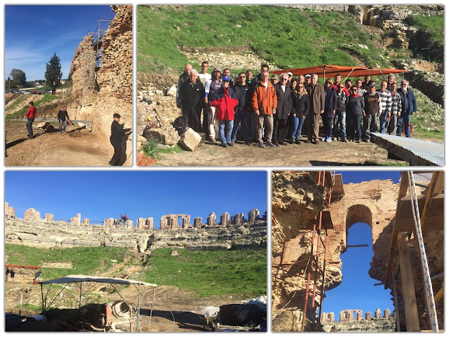 Σε πλήρη εξέλιξη τα έργα σε αρχαιολογικούς χώρους της Πρέβεζας