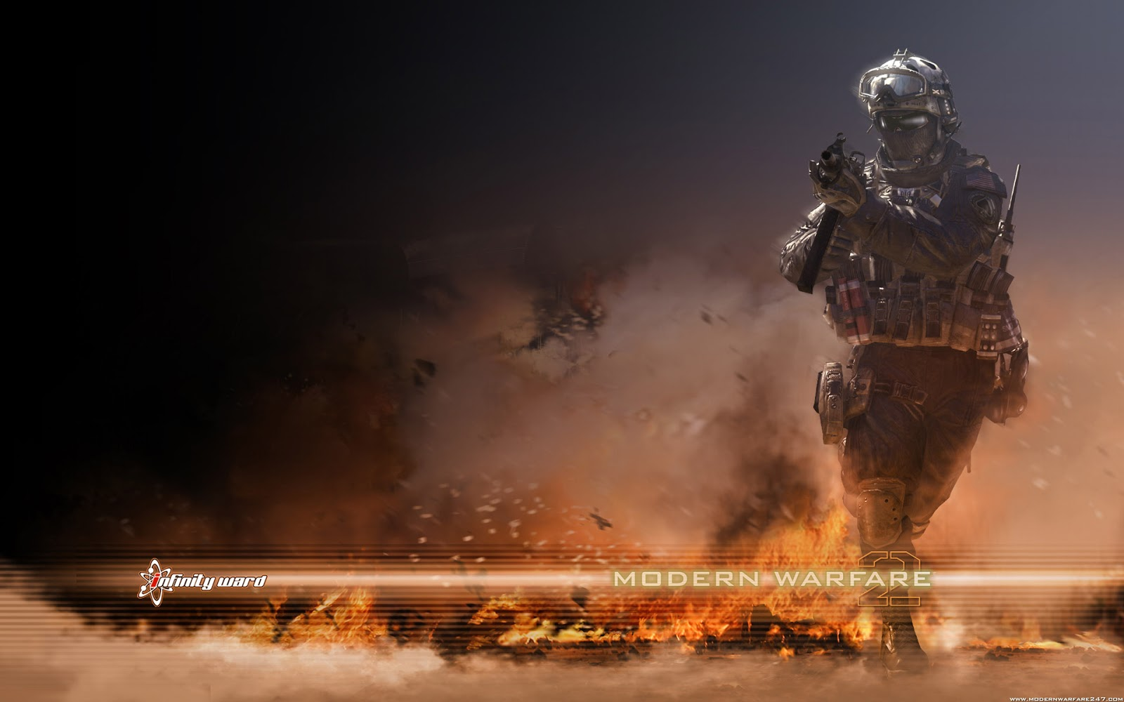 HD WALLPAPERS: Call of Duty Black Ops HD Wallpapers