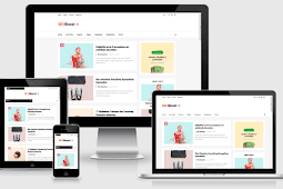 Seo Boost Best SEO Optimized Blogger Template Free Download