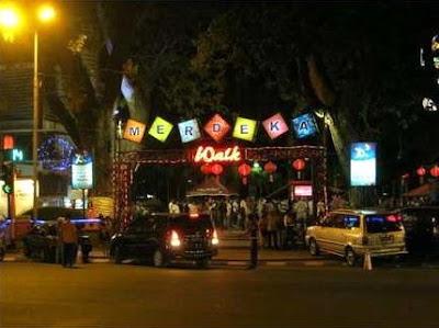 Goyang Lidah di Medan