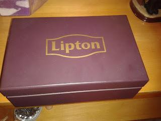 Lipton Poşet Çay Kutusundan Takı Kutusu Yapma-2
