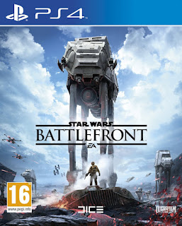 VIDEOGAME : Star Wars Battlefront (PS4) SPECIAL PRICE £12.11