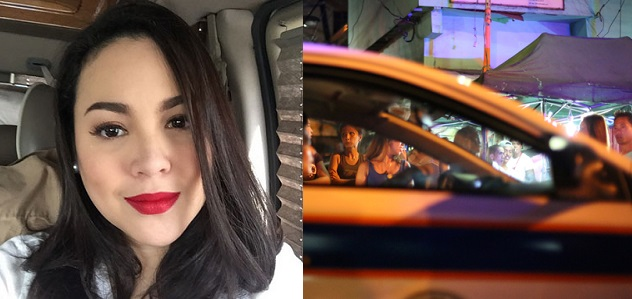 Claudine Barretto Addresses The Accusation On Her Being: Claudine Barretto Saves A Gunshot Victim By Taking Him To