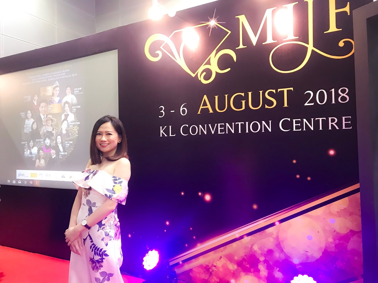 [Event] Ginn International Showcase 2018 @ Malaysia International Jewellery Fair, KLCC