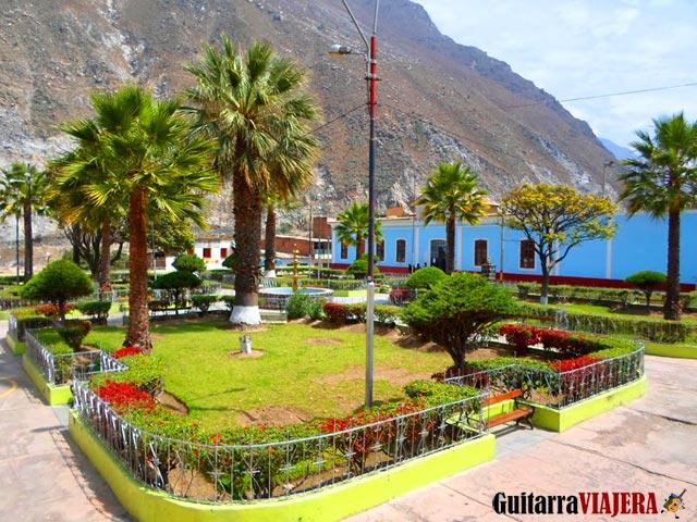 San Jerónimo de Surco Huarochiri Lima - Catarata Palacala
