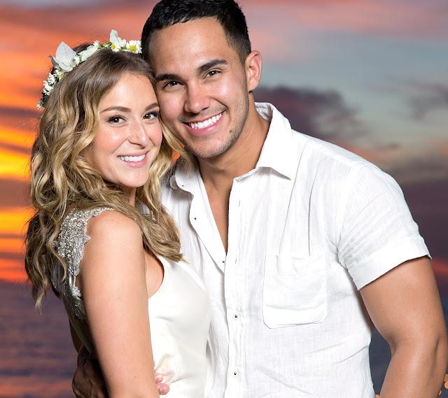 Carlos Pena y Alexa Vega esperan su primer hijo.