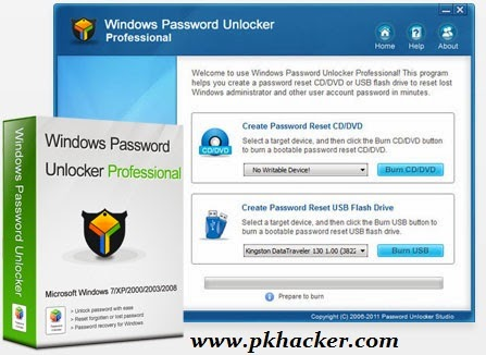 Windows password unlocker professional (windows) download.