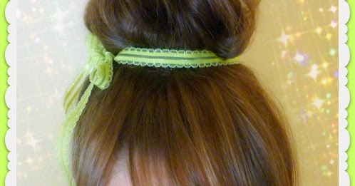 Tinker Bell Hair Tutorial Hairstyles For Girls