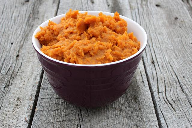 Easy Paleo Mashed Sweet Potatoes