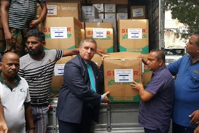 Israel envia ajuda ao Sri Lanka após trágicos deslizamentos de terra