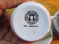 Marca de las Porcelanas Magdalena