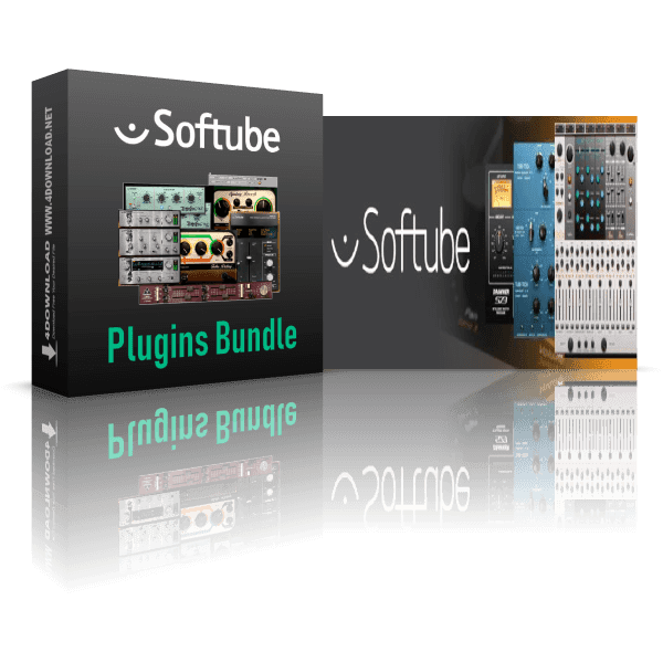 Softube Plugins Bundle v2.2.76 Full version