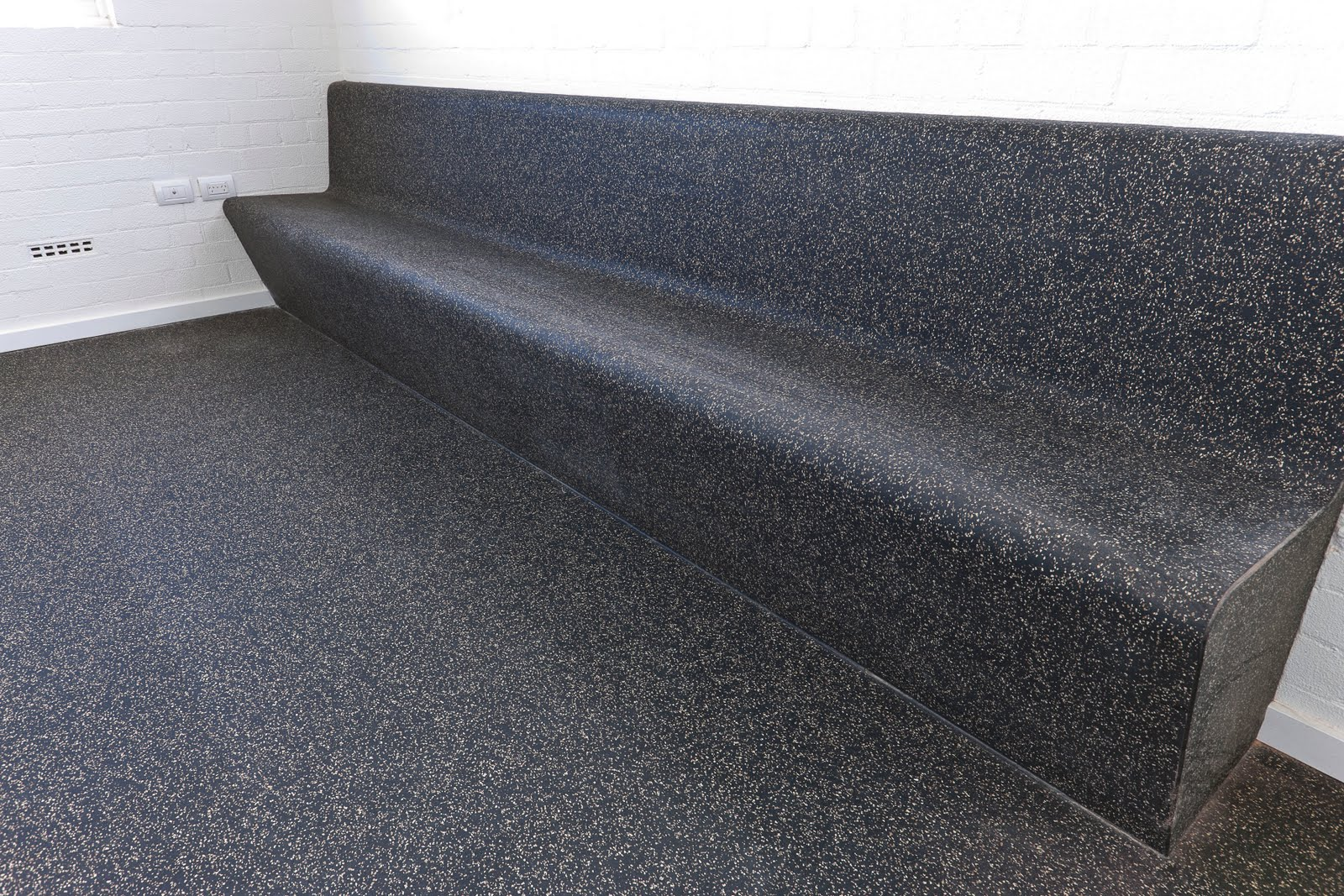 Recycled Rubber Flooring 84