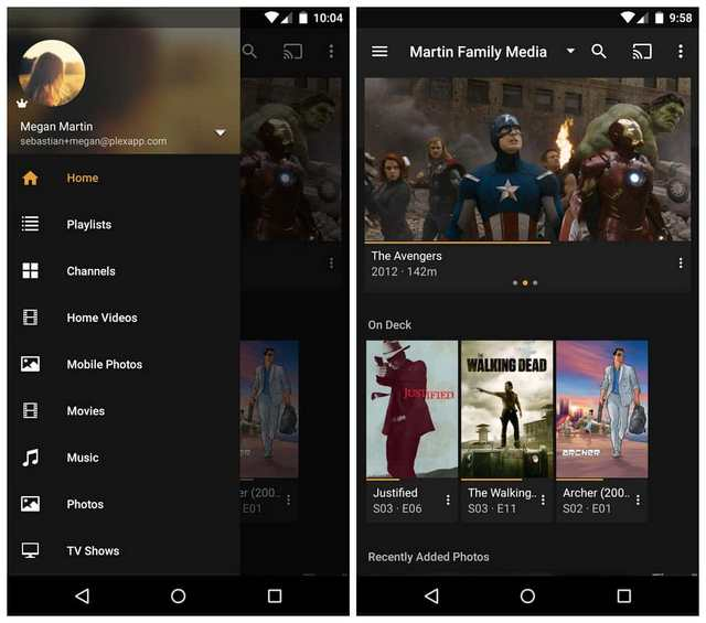 Plex for Android Paid Apk