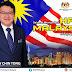 副国防部长刘镇东祝马来西亚与全体人民,马来西亚日快乐!
