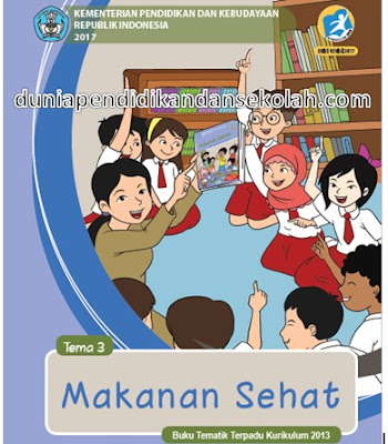 RPP Semester 1 Kelas 5 SD/ MI (Download) K13 Revisi 2017 Tema 1, 2, 3, 4, 5