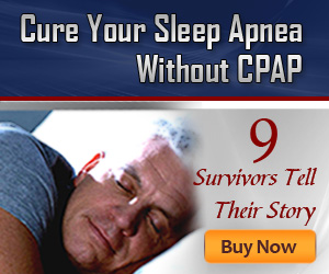 Sleepapnea natural cure