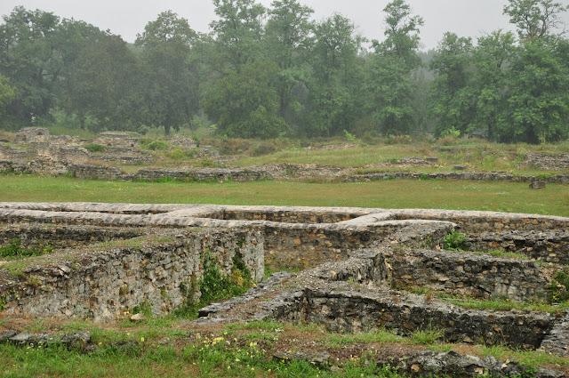 rzymskie łaźnie w Carnuntum