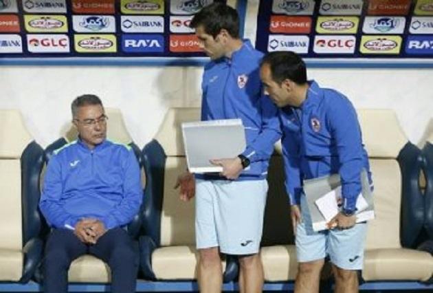 إيناسيو يستقبل تقرير يومي عن المستبعدين من مباراة اهلي طرابلس