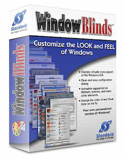 WindowBlinds 8.0 + Trial Reset Free Download