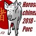 Horoscop chinezesc 2018 - Porc